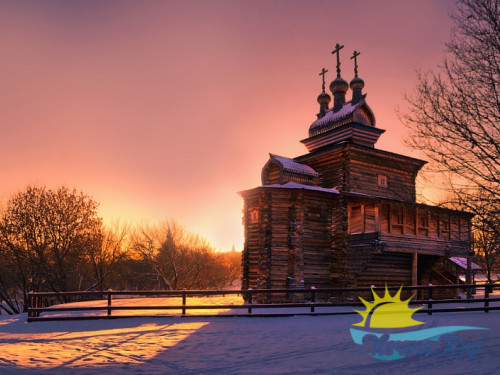 Тур из Вологды в новогодние каникулы «Рождество в Святых Горах»