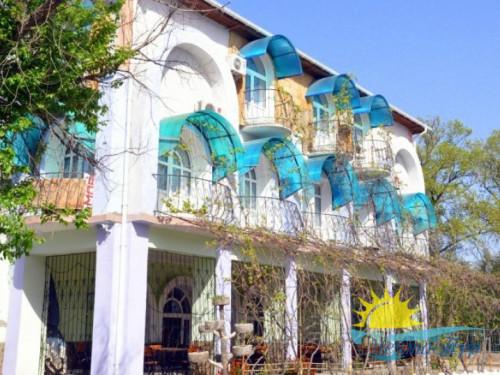 Автобусный тур в Крым - Отель «Приятная встреча»