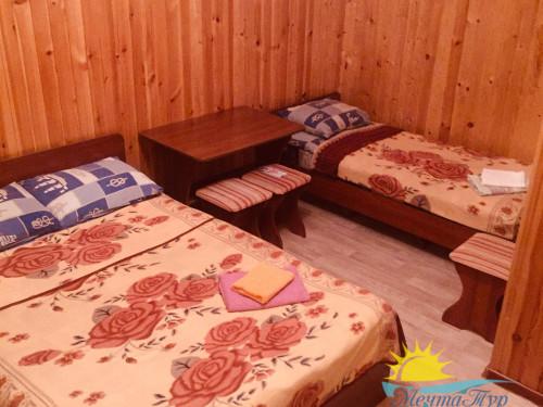 Автобусный тур в Анапу - Отель «Родничок»