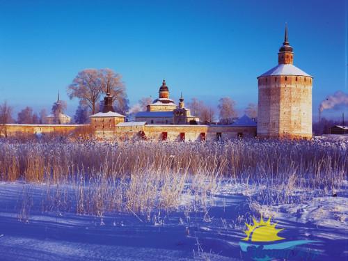 Праздничный автобусный тур «Новогодняя история на Кирилловской земле»