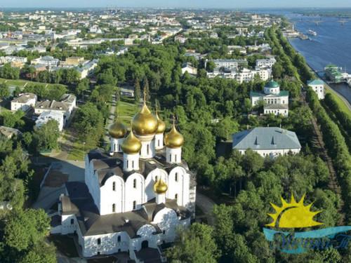 Автобусный тур из Вологды «Барышня-Вологда и Славный Ярославль»