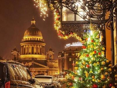 Тур из Вологды в новогодние каникулы «Новый год в Ингерманландии: волшебство на Неве»