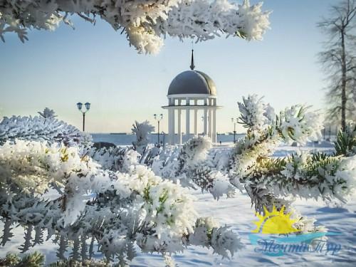 Тур из Вологды в новогодние каникулы «Новогодняя карельская кругосветка»