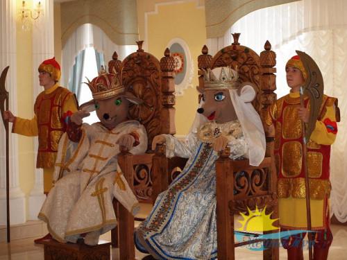 Тур из Вологды в новогодние каникулы «Витязи и мыши: Рождество»