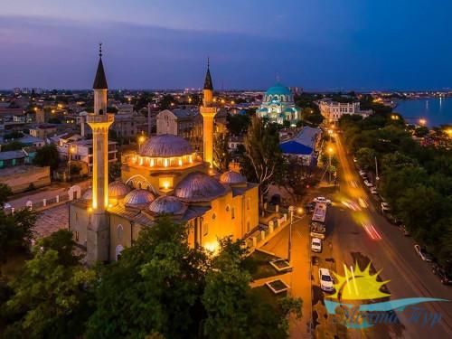 Автобусный тур в Крым - Отель «Корона»