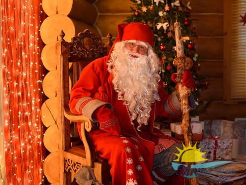 Автобусный тур из Вологды «Карелия: Рождество у Деда Халлы»