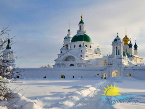 Тур из Вологды в новогодние каникулы «Древности Ярославии: Рождество»