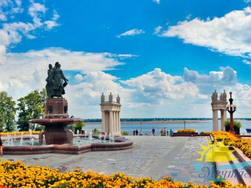 Экскурсионный тур «Золотая Орда: от Волгограда до Астрахани (автобус 2)»