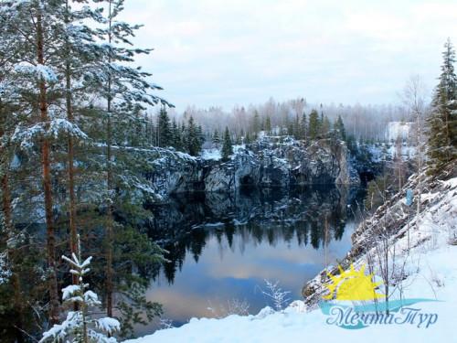 Тур из Вологды в новогодние каникулы «Карелия: Рождество у Талвиукко»