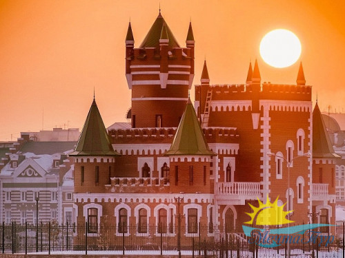 Автобусный тур из Вологды в новогодние каникулы «Казанский путь: Рождество»