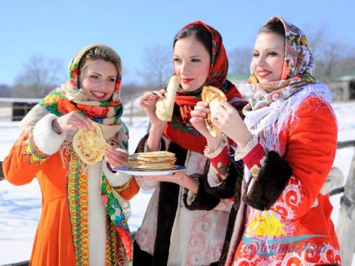 Корпоративный тур «Масленица в русской деревне», Подворье на Починке