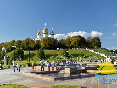 Автобусный тур из Вологды «В Ярославль за развлечениями»