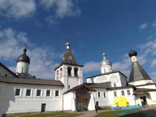 Автобусный тур из Вологды «Ферапонтово и Кириллов – по святым местам Русского Севера»