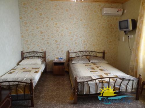 Автобусный тур в Геленджик - Гостевой дом на Макаровой