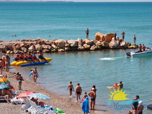 Автобусный тур в Крым - База отдыха «Крым»
