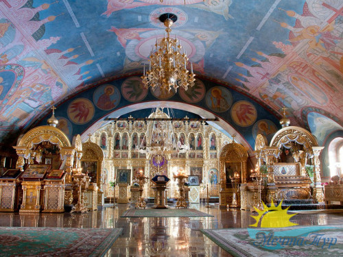 Автобусный тур из Вологды «На поклон к святой Матроне Московской»