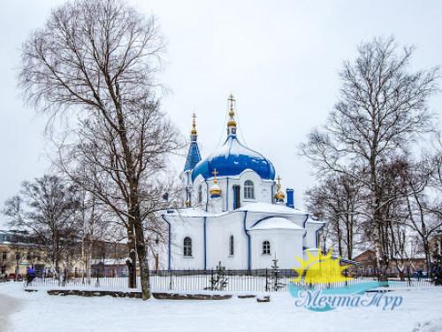 Автобусный тур из Вологды в новогодние каникулы «Снежная Карелия»