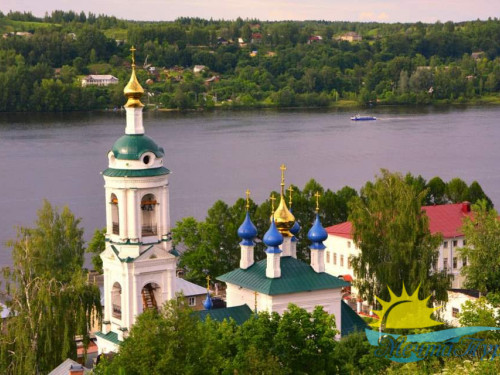 Автобусный тур из Вологды «Золотые краски Плёса и Костромы»