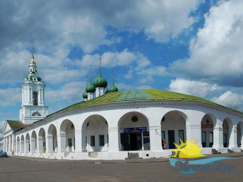 Автобусный тур из Вологды «Кострома. Всё самое лучшее»