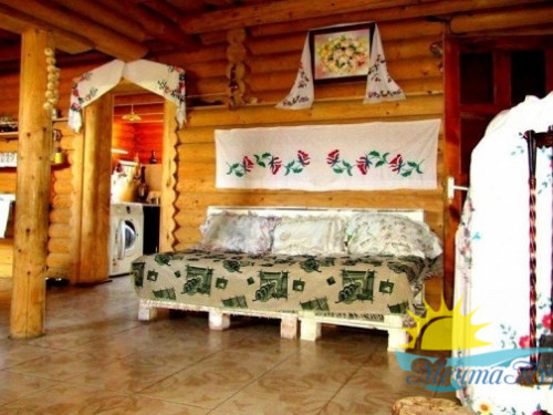 Автобусный тур в Крым - Мини-отель «Избушка»