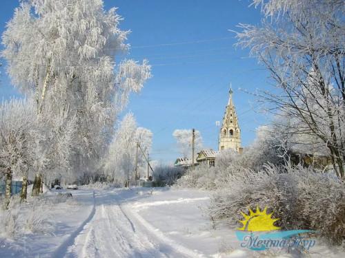 Автобусный тур из Вологды в новогодние каникулы «Зима в костромских дебрях: путь Ивана Сусанина»